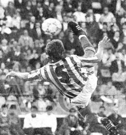 Gol de Ivanov al Villarreal 1992