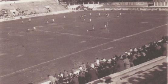 1948-Febrero 29-3DG6.-Real Betis Balompié-1 CD Cacereño-1.-68Aniversario.