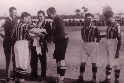 Betis-Español Amistoso 1925