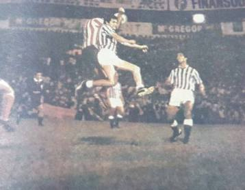 Paraguay-Betis Amistoso 1981