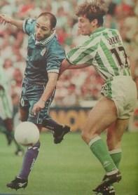 Betis-Oviedo Liga 1997