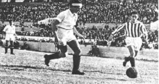 1943-Mayo 09.-CptoEspaña-Ida.-Real Betis Balompié-1Sdad Esport Ceuta-1.-73Aniversario.