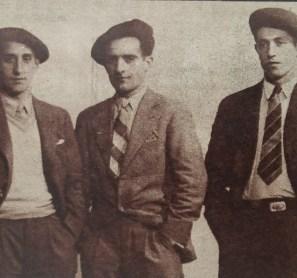 Eibar, tierra de famosos, por donde solía, de Manuel Sarmiento
