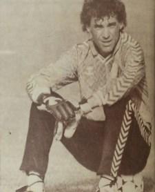 Entrevista Nery Alberto Pumpido 1988