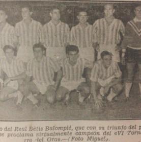 Trofeo Torre del Oro 1958