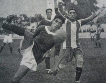 Betis-Nacional Campeonato Mancomunado 1933