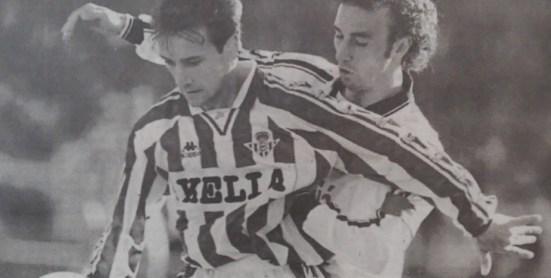 Betis-Salamanca Liga 1996