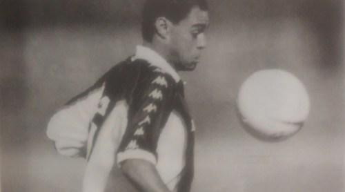 El Betis, de negro, de Manuel Fdez. de Córdoba