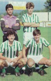 Fichajes del Betis 1984
