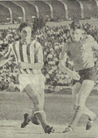 1960-Agosto 28-Amistoso: Real Club Recreativo Huelva-2 Real Betis Balompié-3