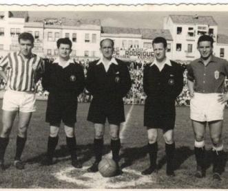 1958-Agosto 31-Concepción Arenal.-Real Oviedo-0 Real Betis Balompié-2.-58Aniversario.