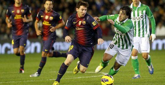 Betis-Barcelona. Los 6 que más han jugado