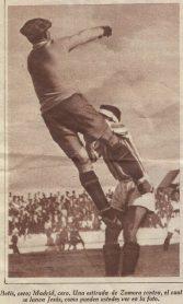 1933-Septiembre 10-Patronato.-Betis Balompié-0 Madrid Cf-0.-83Aniversario.
