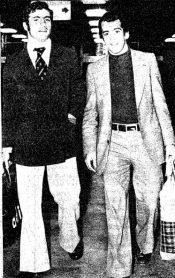 Entrevista Antonio Benítez y Rafael Del Pozo 1973
