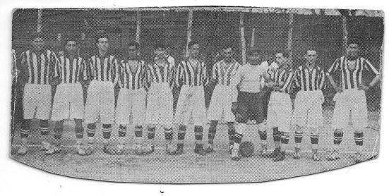 1923-Febrero 04-Andalucía-Real Betis Balompié-1 Sevilla-1.-93Aniversario.
