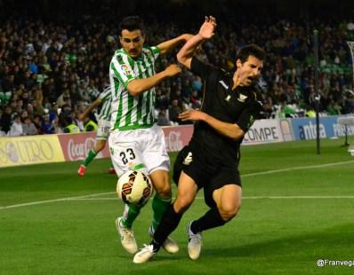 El R.Betis vs Leganés en imágenes