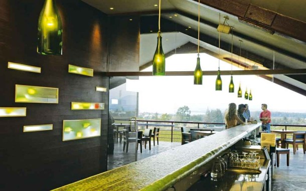 The Tasting Room at Sula Vineyards