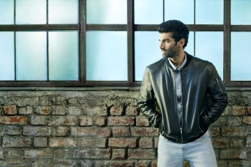 After years of playing the sidekick, Aditya Roy Kapur, shorn of his afro, is ready to take the lead