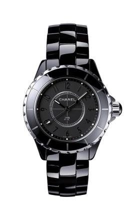 *Chanel J12 Intense Black 33MM
