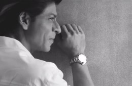 Backstage access at the latest Tag Heuer campaign shoot with SRK