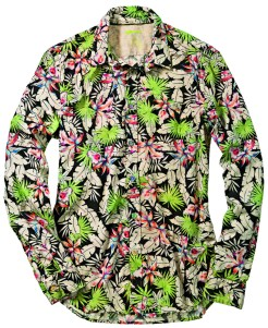 Floral shirt from GAS
