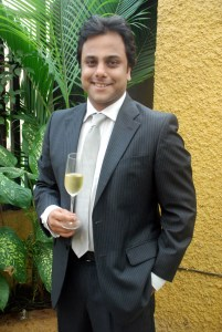 Nikhil Agarwal, Sommelier &  Director, All Things Nice - allthingsnice.in