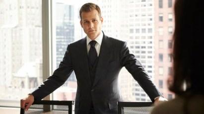 Gabriel Macht as Harvey Specter