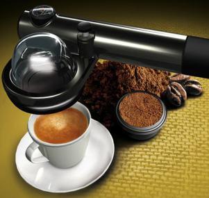 Handpresso Instant Espresso Maker
