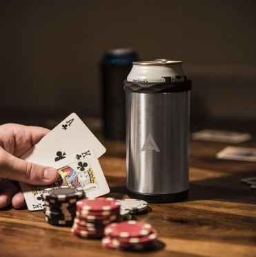 Poker companion. Stay cool while the game heats up