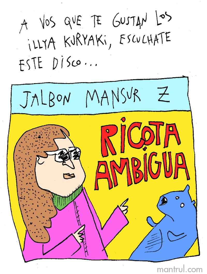 #01762 JALBON MANSUR Z musica