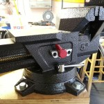 Review: Husky 5 inch Quick Release Bench Vise