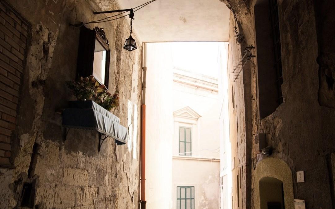 Cagliari, un giorno qualunque