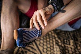 Marathon des Sables X-Bionic SpeedMetal socks