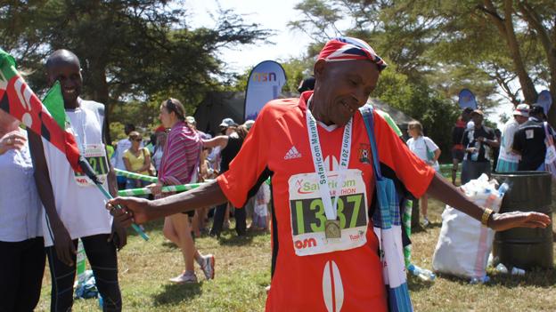 Safaricom Lewa Marathon