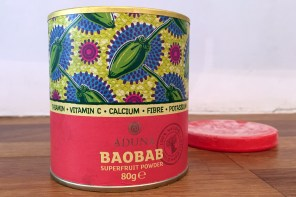 Superfoods for runners: Baobab superfruit powder