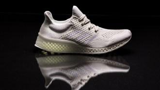 Adidas Futurecraft 3D Running Shoes