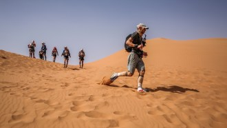 Marathon des Sables Long Day