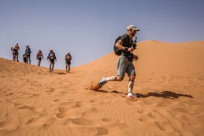 What It's Like Running the Marathon des Sables Long Day