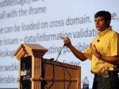 shreeraj shah presenting
