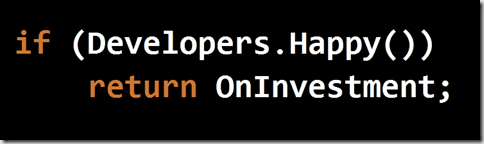 DevelopersHappy
