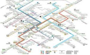 Stuttgart metro map 4