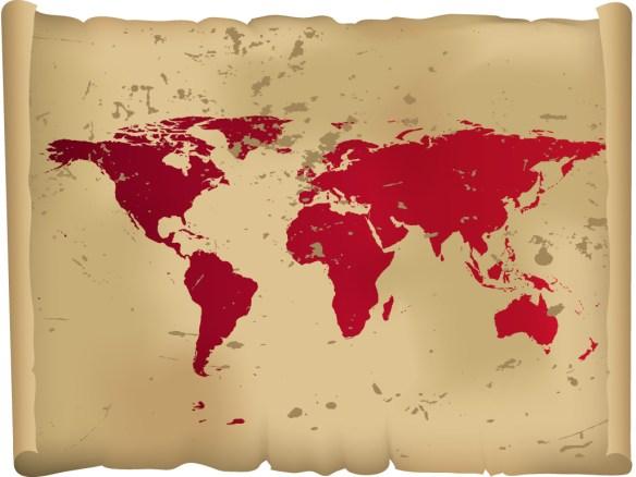 Adesivo-Parede-Mapa-Mundi-Antigo