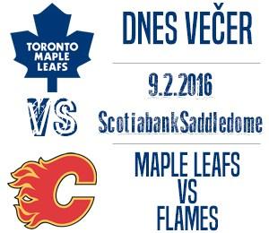 Napraví Maple Leafs sobotní debakl?