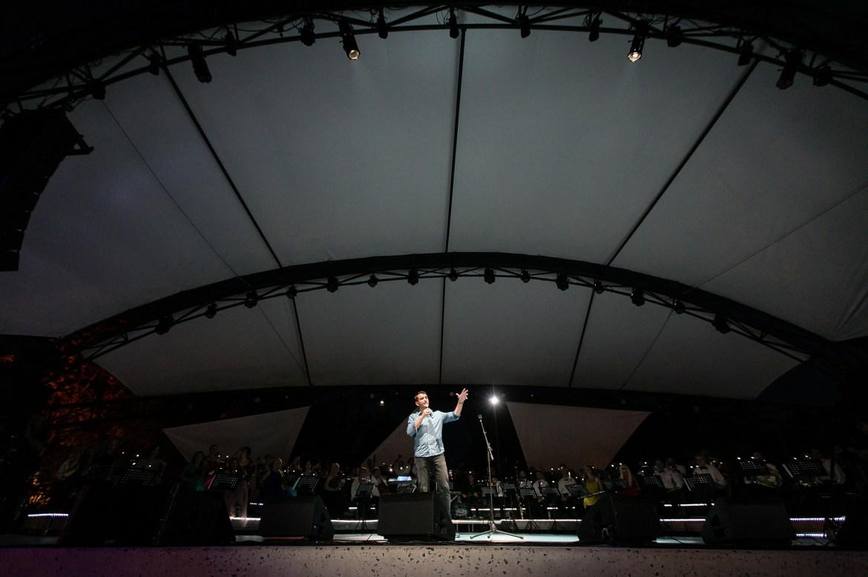 Koncerti per hapjen e Teatrit Veror te Liqeni (1)