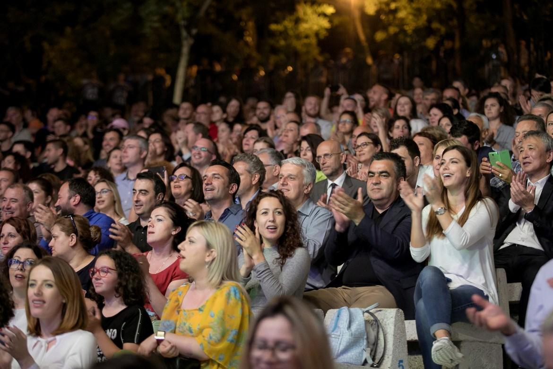 Koncerti per hapjen e Teatrit Veror te Liqeni (7)
