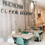 Food hotspot Feliz, Groningen - Map of Joy
