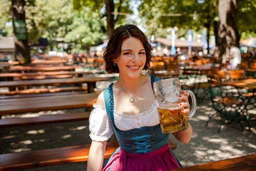 Dana Newman Munich Beer