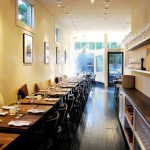 Three SF restaurants I'm loving right now: Nombe, Frances and Credo