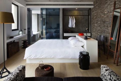 The waterhouse shanghai s first cutting edge design hotel for Design hotel shanghai