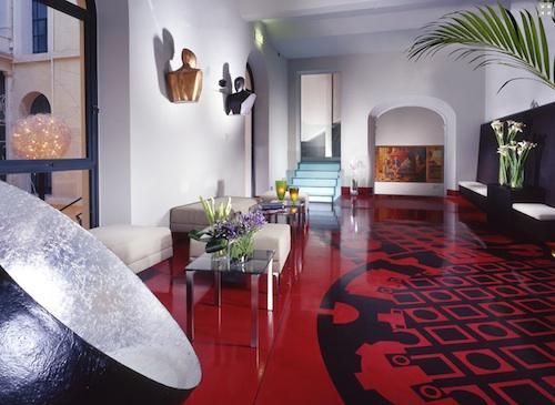 hotel near spanish steps rome